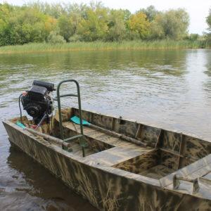 ПНД Лодки