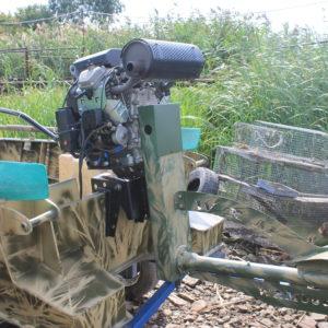 Моторы - болотоходы
